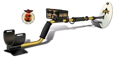 металлоискатель Fisher Gold Bug 2